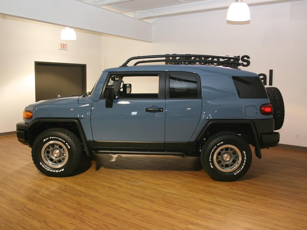 toyota fj cruiser 2014 trail team for sale autos post. Black Bedroom Furniture Sets. Home Design Ideas
