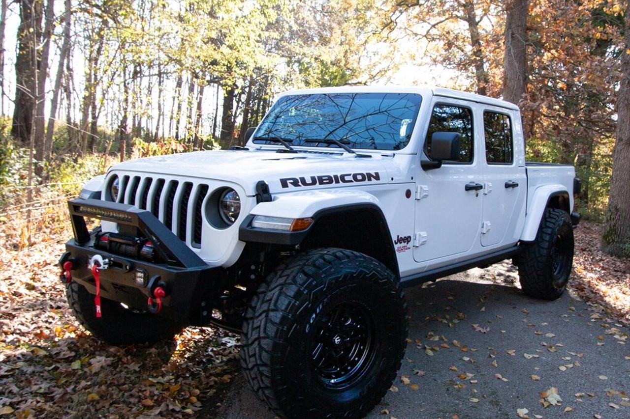 2020 Jeep Gladiator Rubicon Ozark Mountain Edition