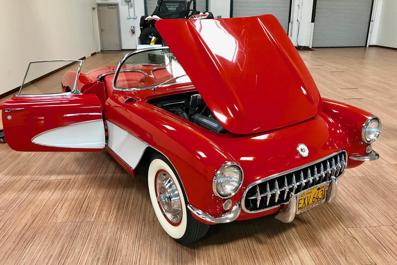 1957 Chevrolet Corvette 283 245-HP