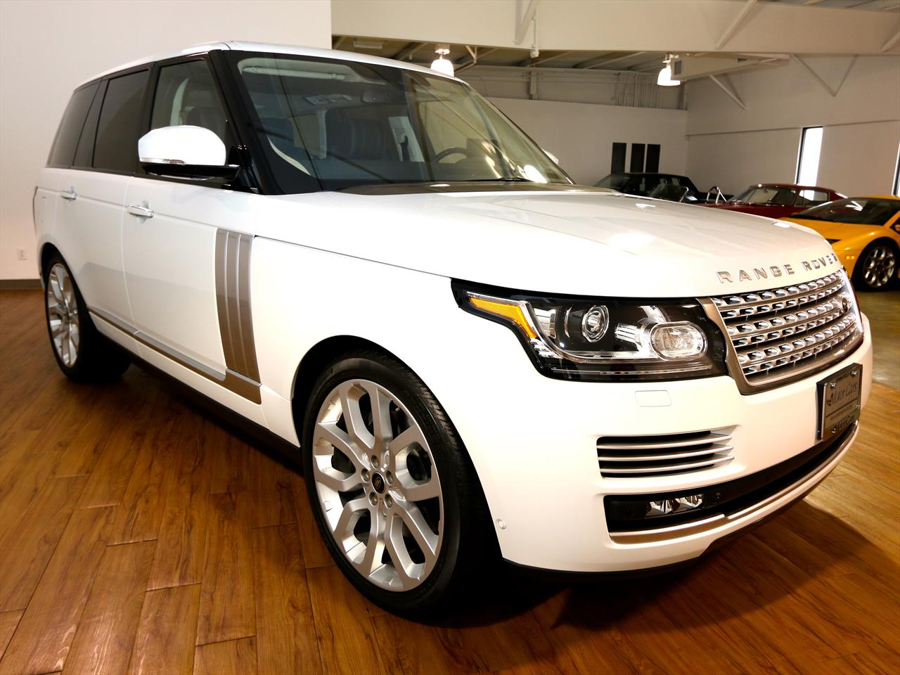 2014 land rover range rover supercharged autobiography. Black Bedroom Furniture Sets. Home Design Ideas