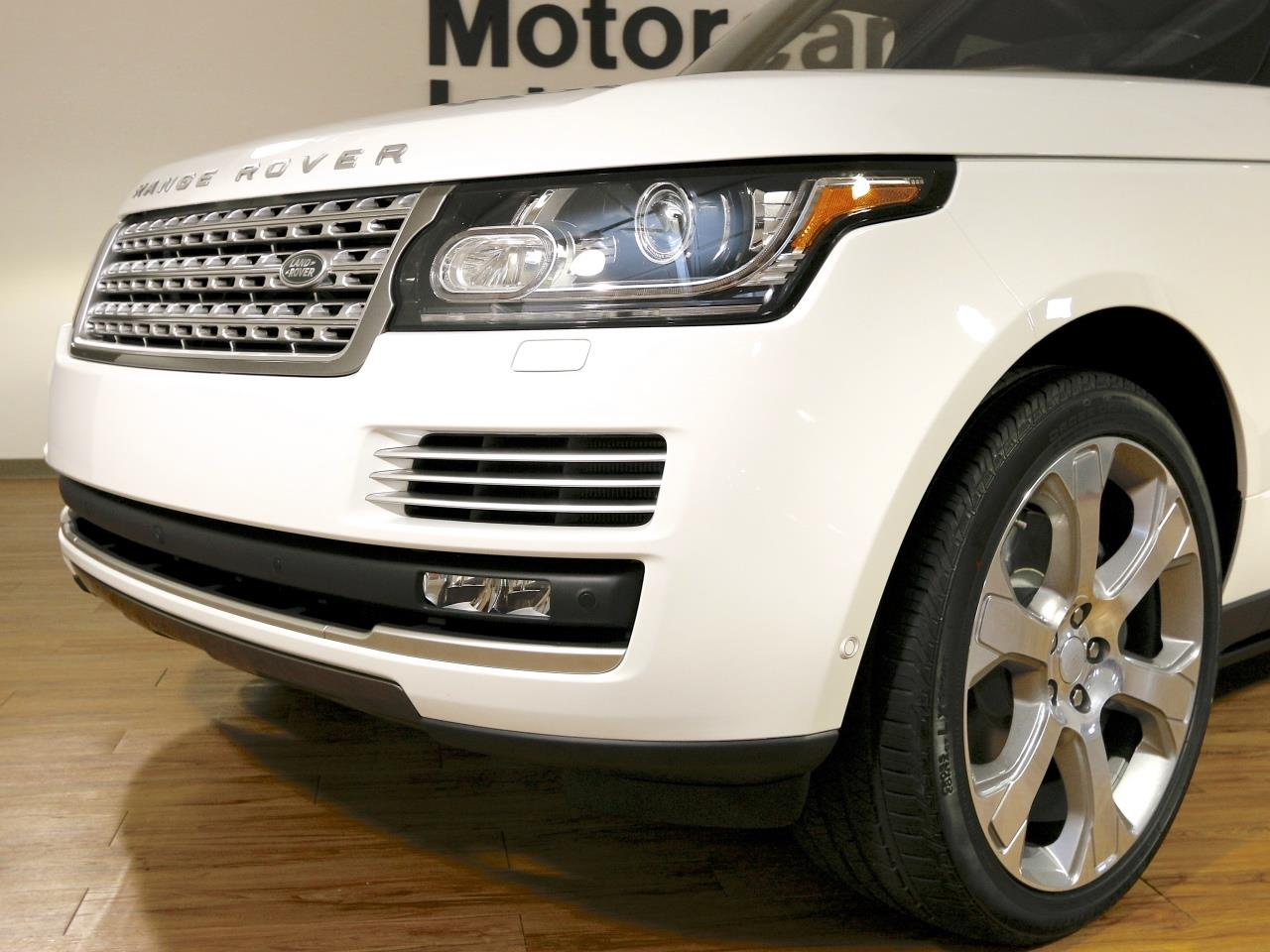 2016 Land Rover Range Supercharged Autobiography