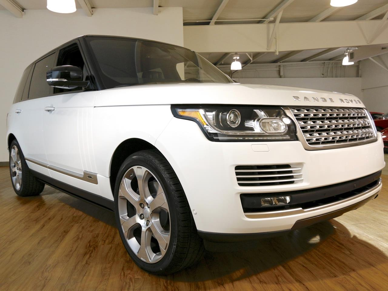 2016 land rover range rover supercharged autobiography. Black Bedroom Furniture Sets. Home Design Ideas