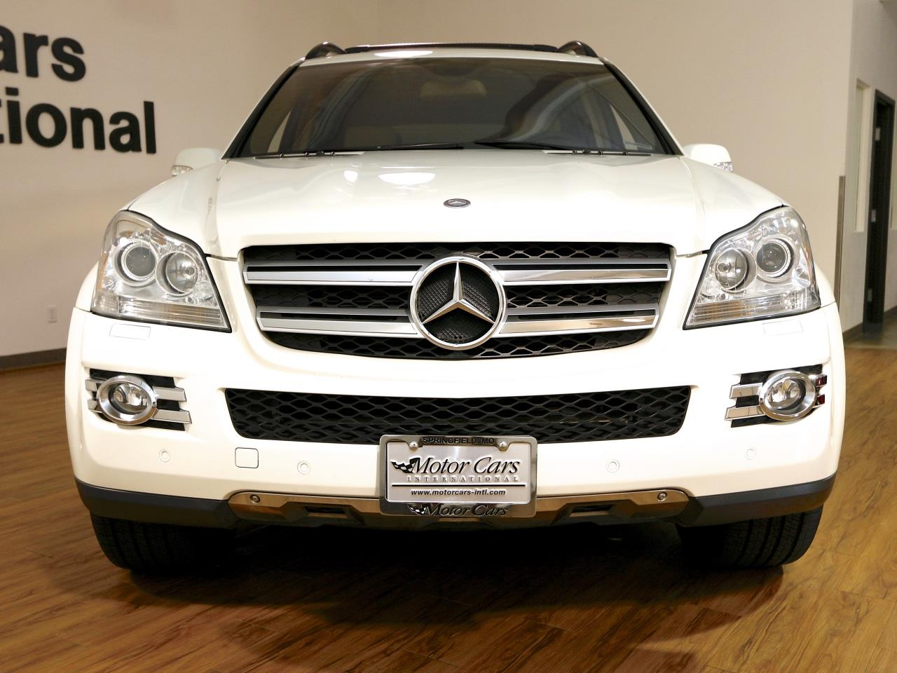 2008 mercedes benz gl450 for Gl450 mercedes benz