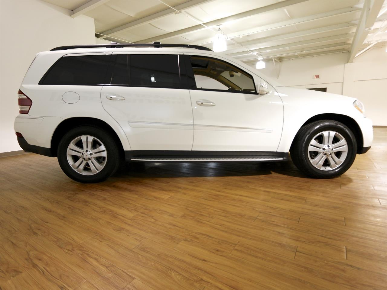 2008 mercedes benz gl450 for Mercedes benz gl 2008