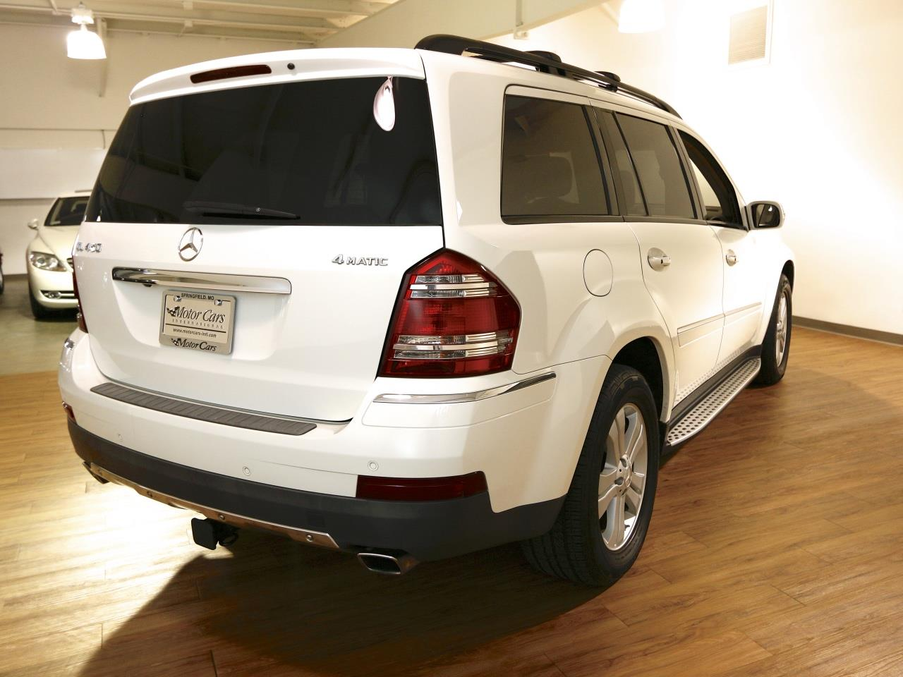 2008 mercedes benz gl450 for Mercedes benz 2008 gl450 for sale