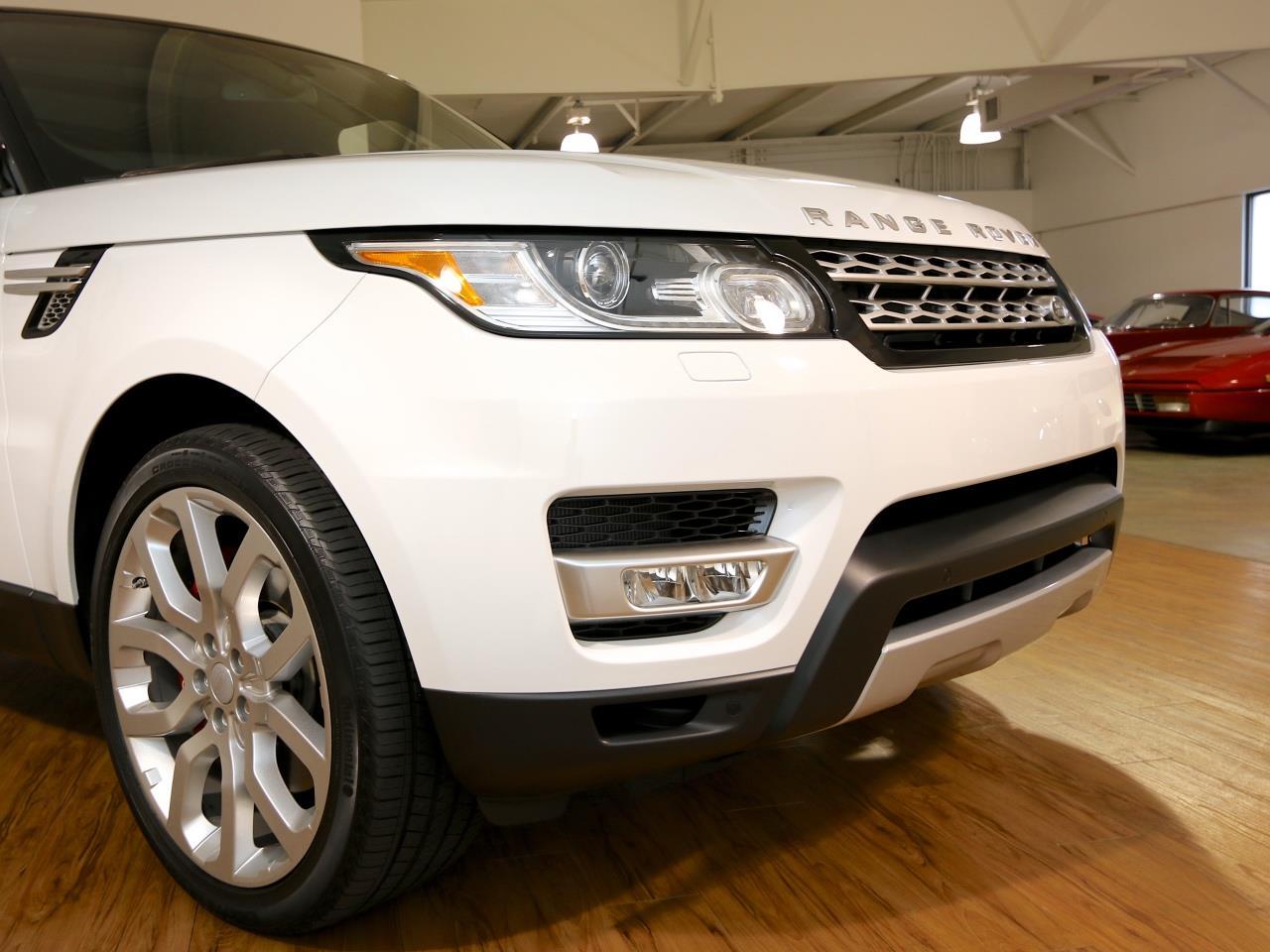 2015 land rover range rover sport supercharged. Black Bedroom Furniture Sets. Home Design Ideas
