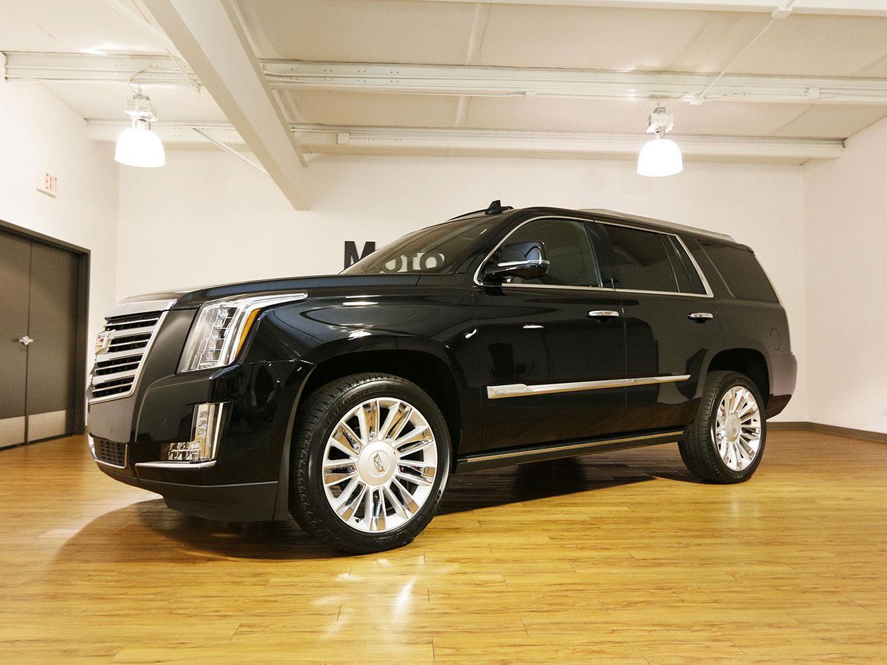 2015 Cadillac Escalade 4WD Platinum