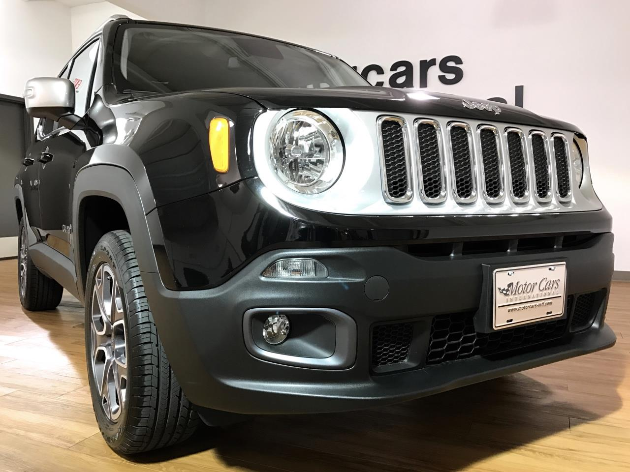 2017 jeep renegade limited 4x4. Black Bedroom Furniture Sets. Home Design Ideas