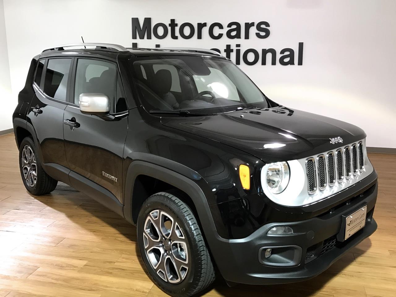 2017 jeep renegade limited 4x4. Black Bedroom Furniture Sets. Home Design Ideas