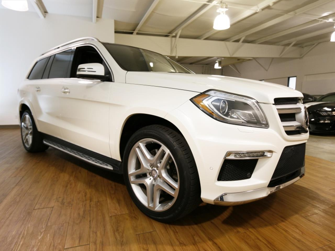 2015 mercedes benz gl550 4matic