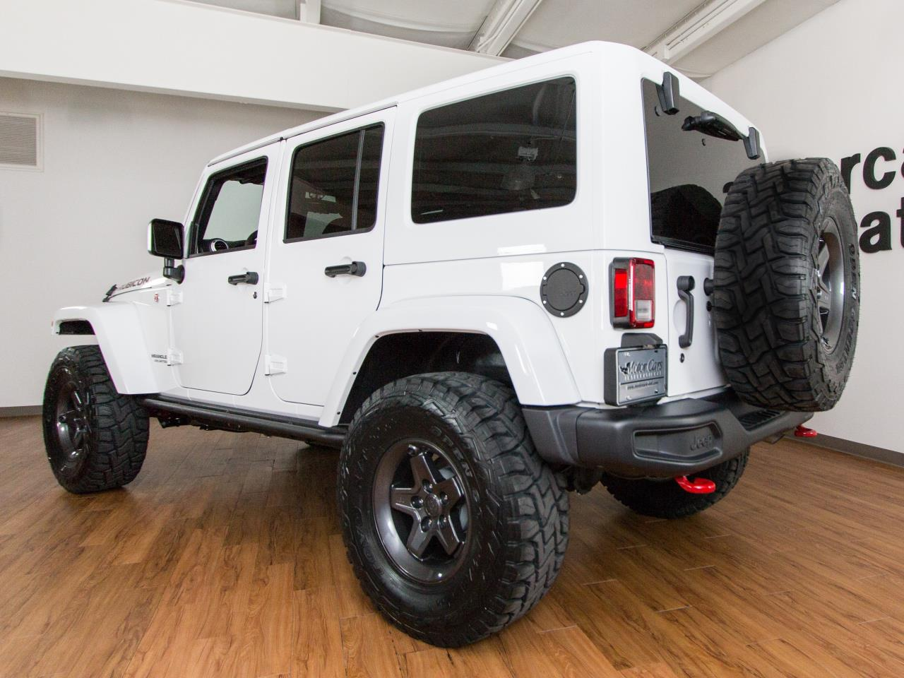 2017 jeep wrangler unlimited rubicon sport utility 4 door ebay. Black Bedroom Furniture Sets. Home Design Ideas
