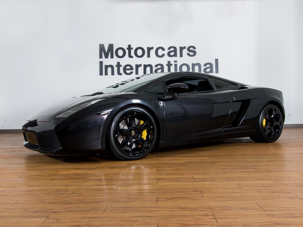2004 Lamborghini Gallardo E-gear Coupe