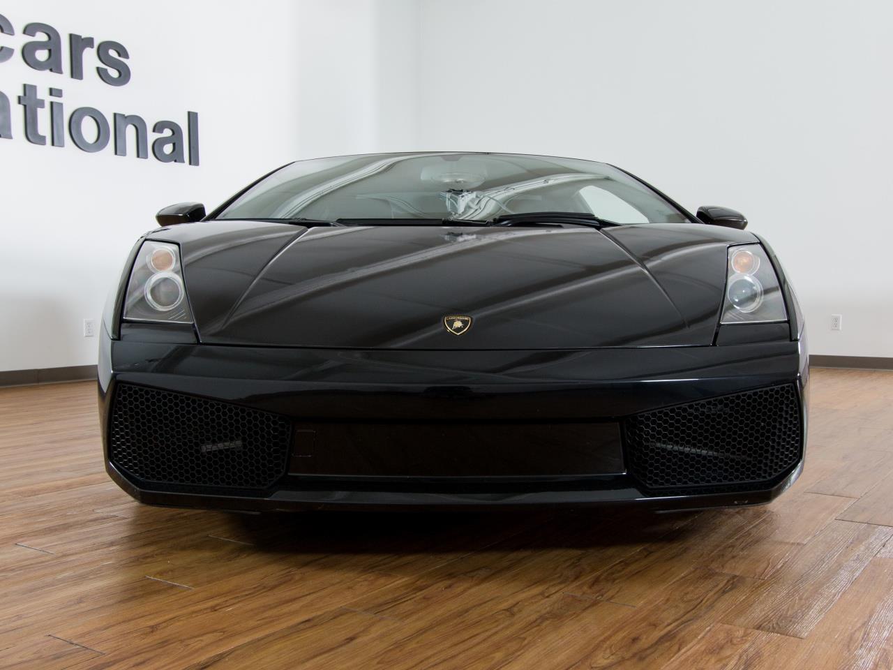 2004 Lamborghini Gallardo E Gear Coupe