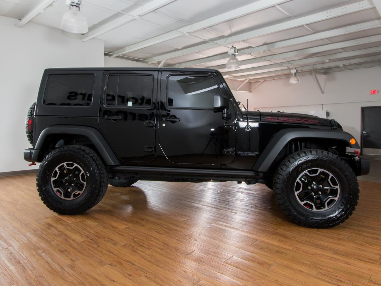 2016 Jeep Wrangler Unlimited Rubicon Sport Utility 4-Door ...