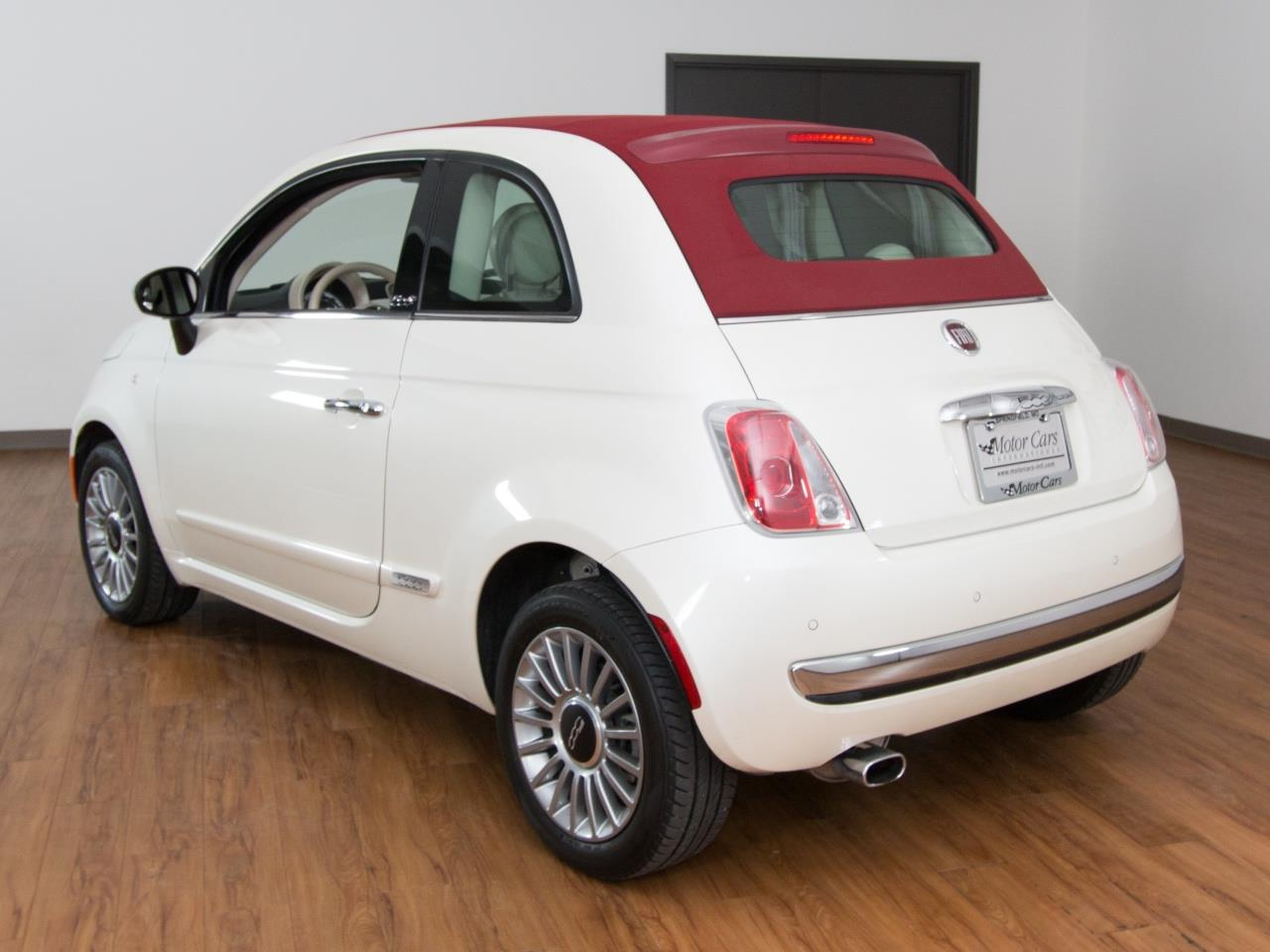 2013 fiat 500c lounge. Black Bedroom Furniture Sets. Home Design Ideas