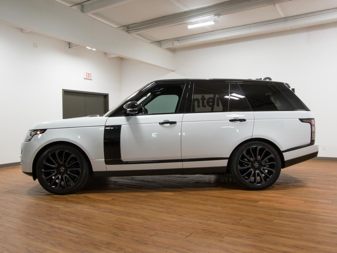 2017 land rover range rover supercharged. Black Bedroom Furniture Sets. Home Design Ideas