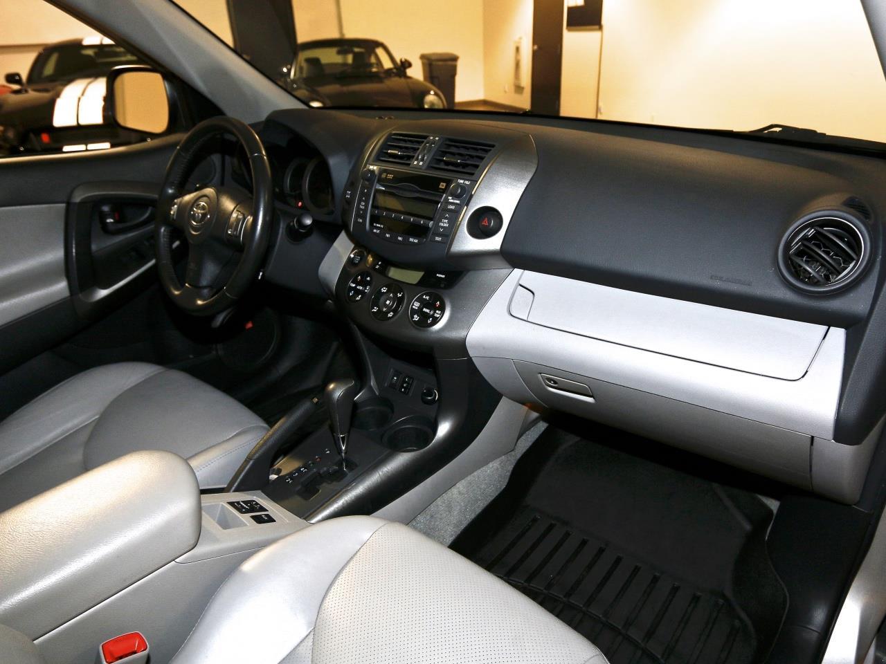 2011 toyota rav4 limited for 2011 toyota rav4 interior