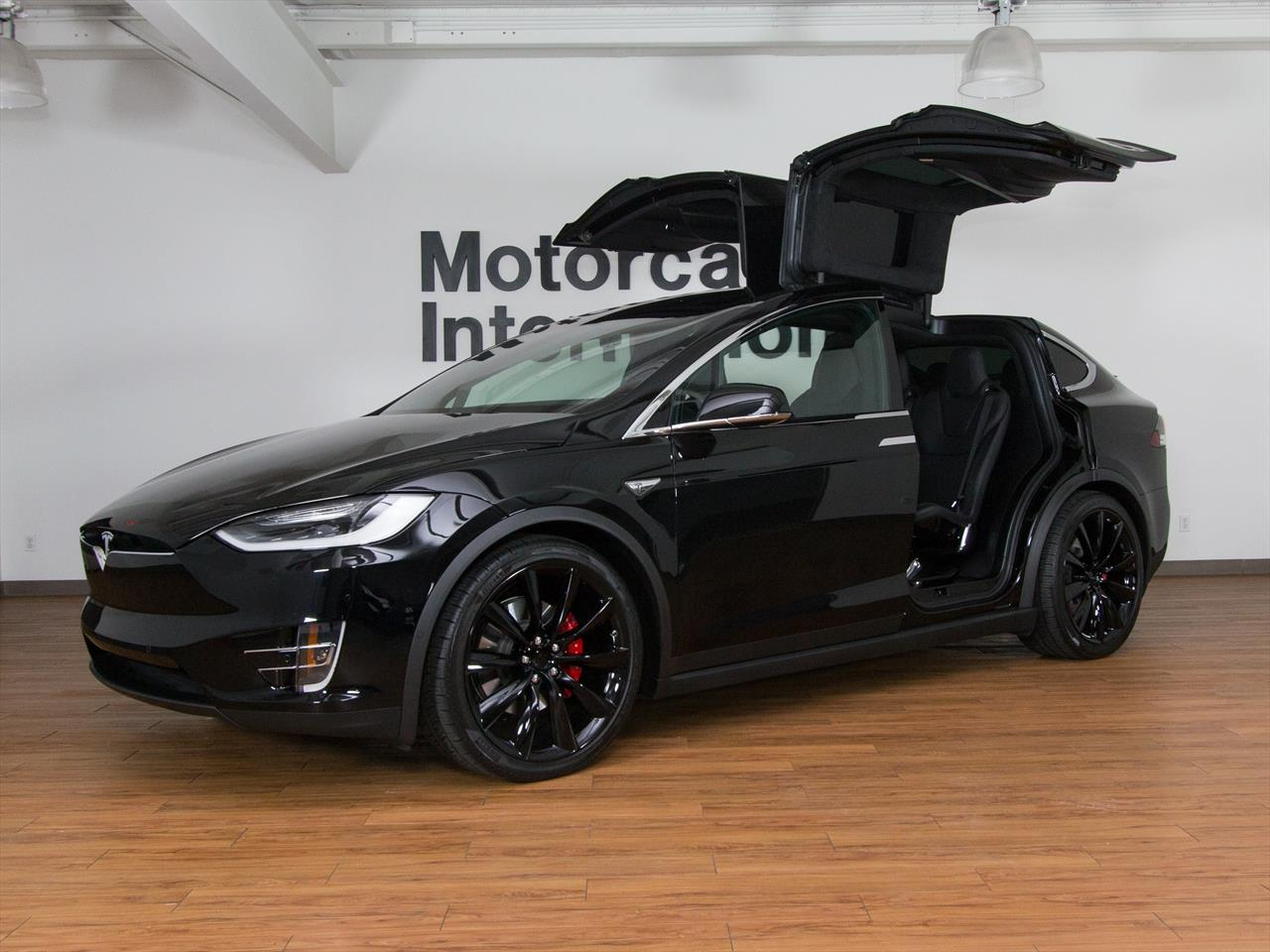 2016 tesla model x signature p90d ebay. Black Bedroom Furniture Sets. Home Design Ideas