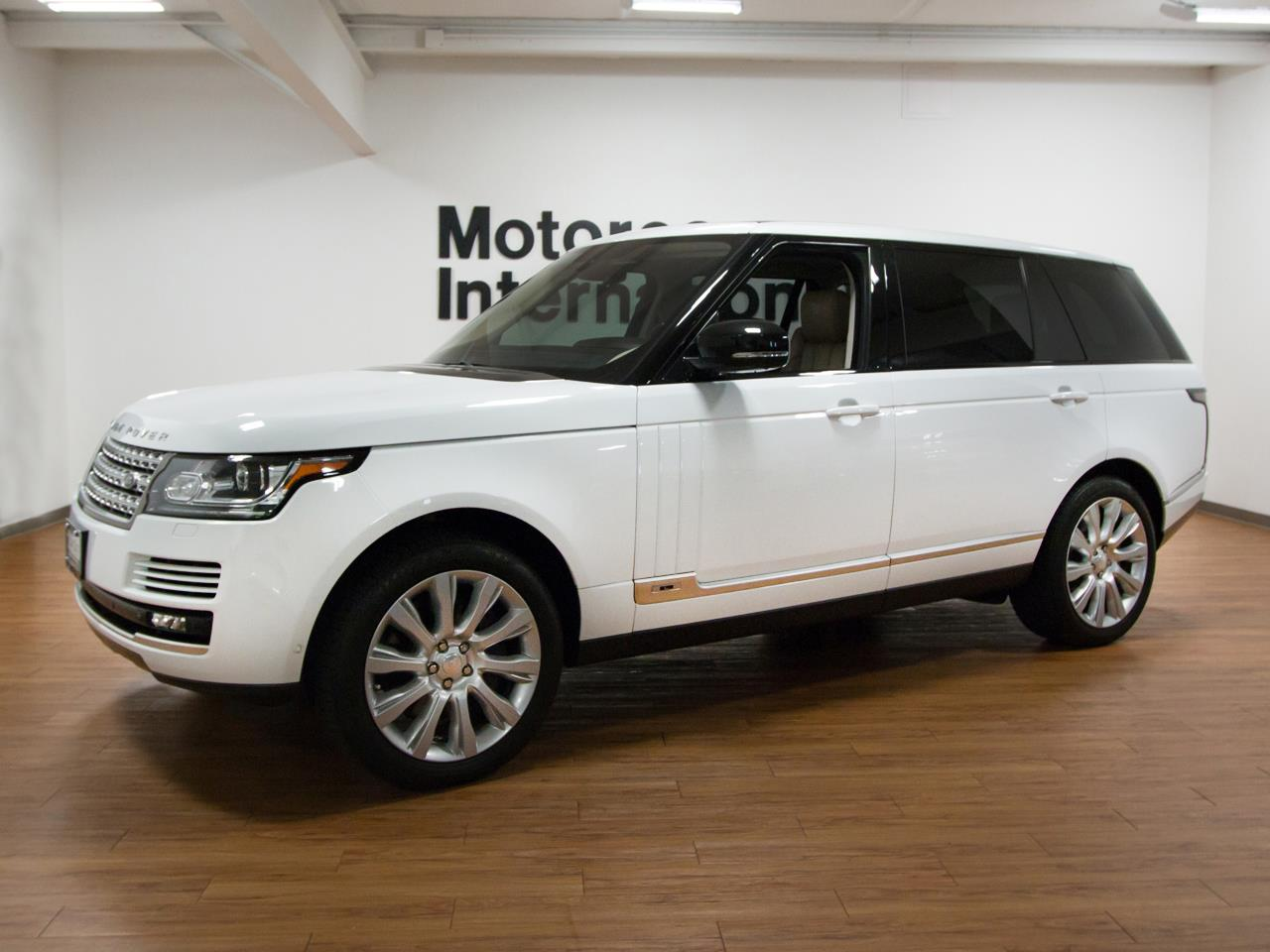2014 Land Rover Range Rover Supercharged LWB