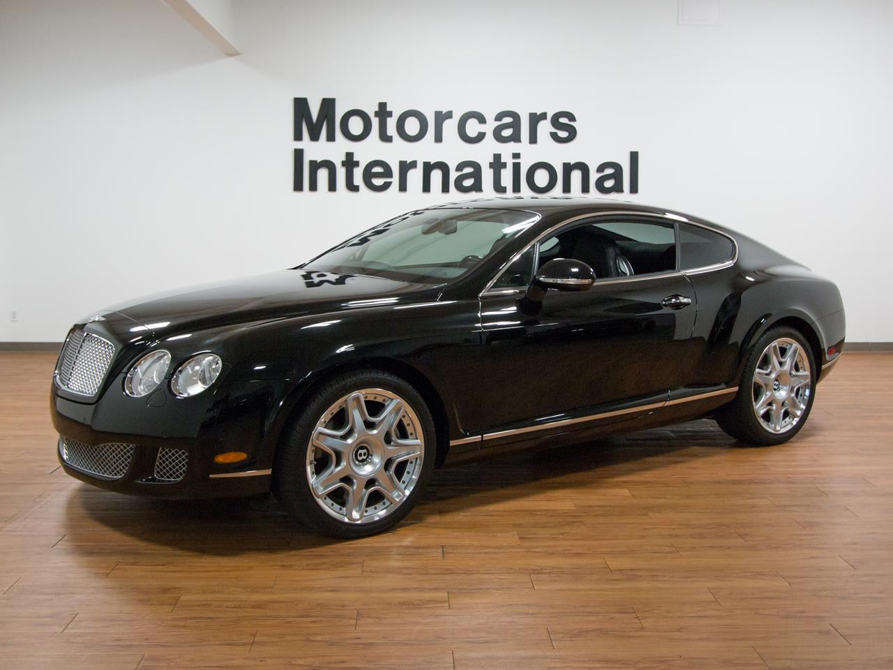 2010 Bentley Continental GT Mulliner